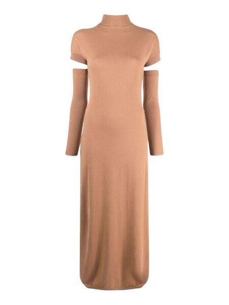 Blugirl - Braon maxi haljina