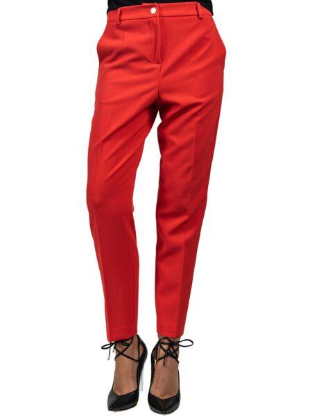 Blugirl - Crvene ženske pantalone