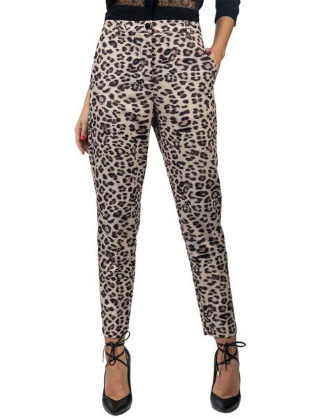 Blugirl - Leopard ženske pantalone