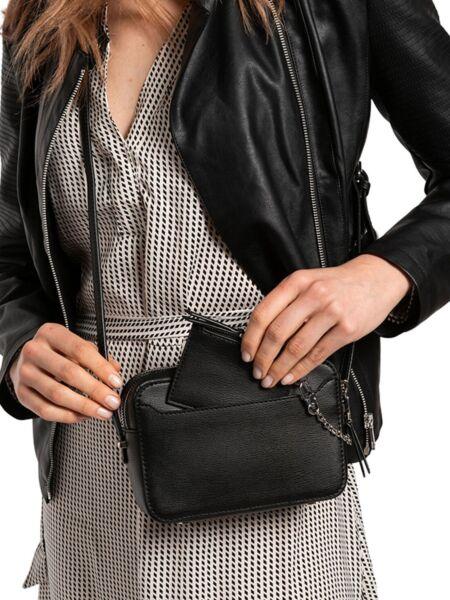 Crna ženska torbica - Bata