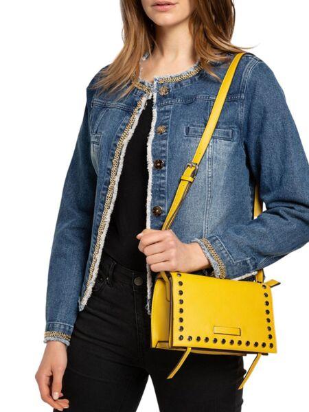 Žuta ženska torbica - Bata