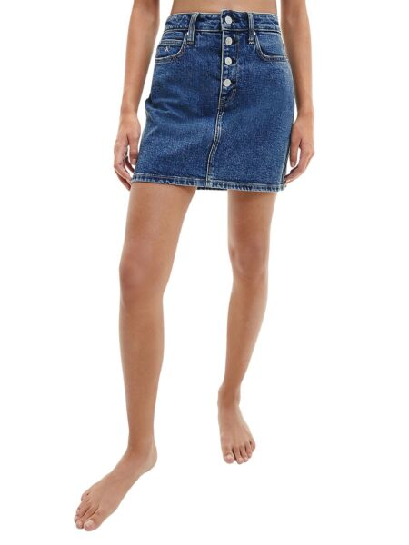 Mini teksas suknja - Calvin Klein
