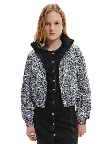 Calvin Klein - Ženska jakna s dva lica