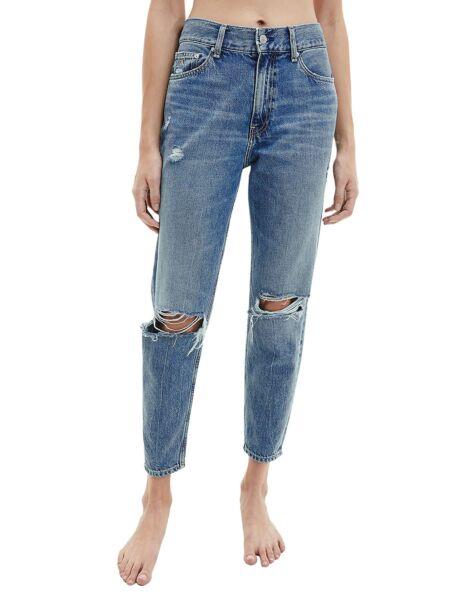 Ženski mom fit džins - Calvin Klein