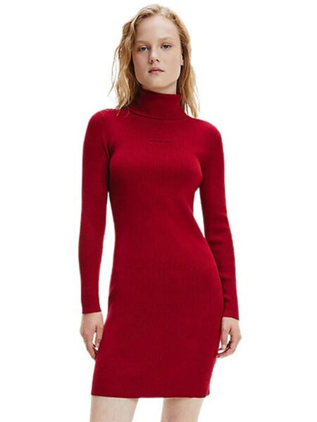 Calvin Klein - Crvena mini haljina