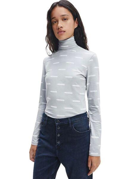 Calvin Klein - Siva ženska dolčevita