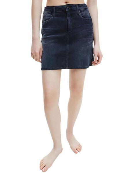 Calvin Klein - Mini teksas suknja