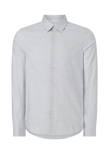 Siva muška košulja - Calvin Klein