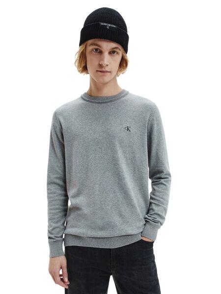 Sivi muški džemper - Calvin Klein
