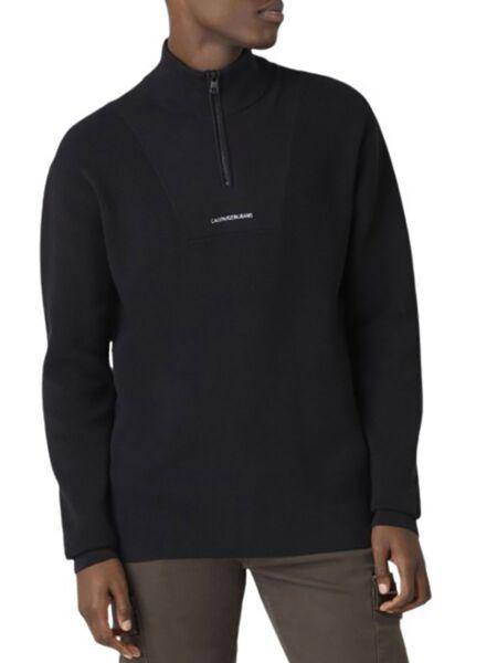 Calvin Klein - Crni muški džemper
