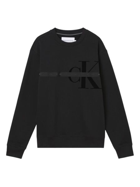 Calvin Klein - Crni muški duks