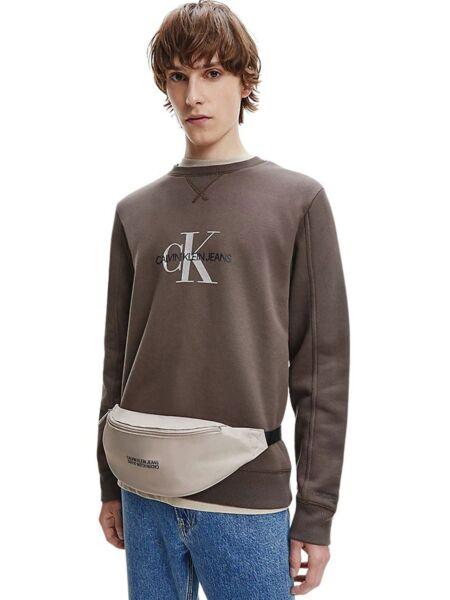 Calvin Klein - Smeđi muški duks