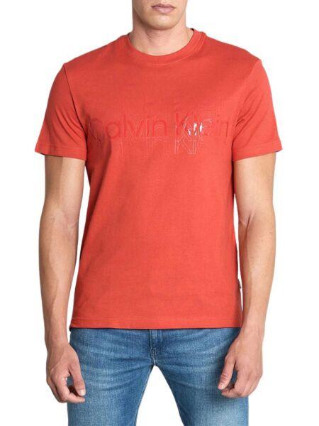 Calvin Klein - Koralna muška majica