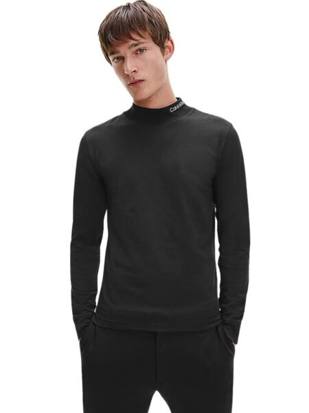 Calvin Klein - Crna muška rolka