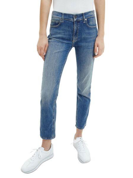 Slim fit ženske farmerke - Calvin Klein