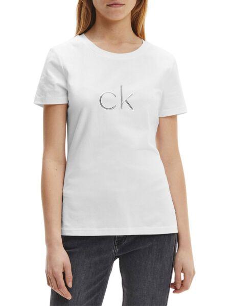 Calvin Klein - Bijela ženska majica