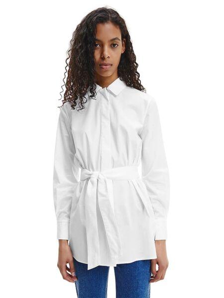 Calvin Klein - Bijela ženska košulja