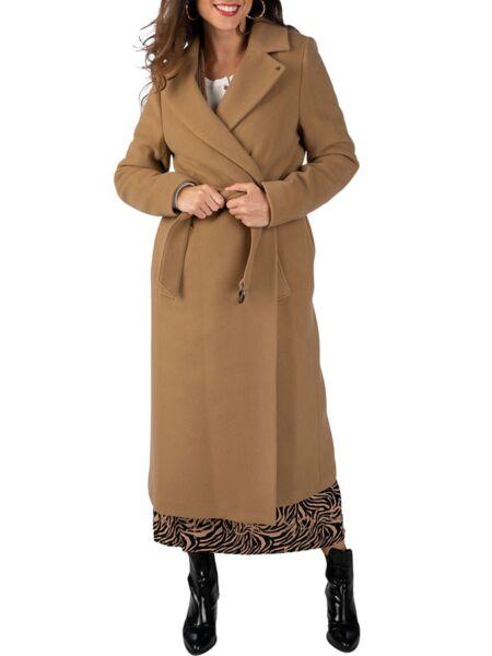 Calvin Klein - Smeđi ženski kaput