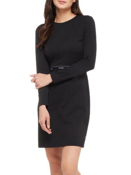 Calvin Klein - Crna haljina iznad koljena