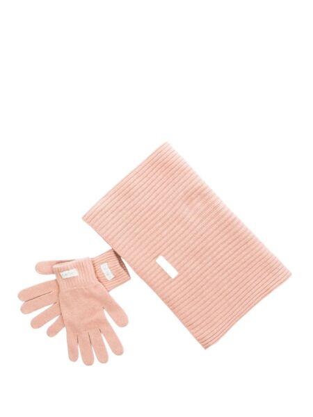 Calvin Klein - Ženski set - šal i rukavice