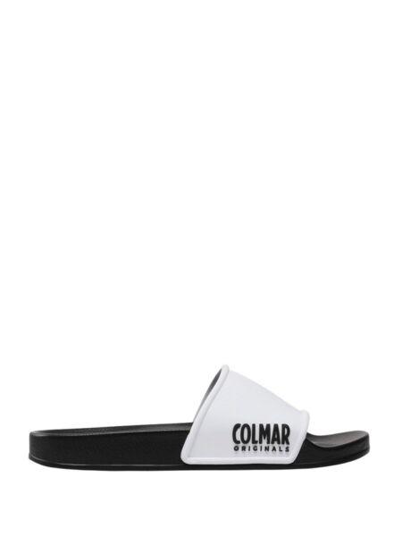 Crno-bele muške papuče - Colmar