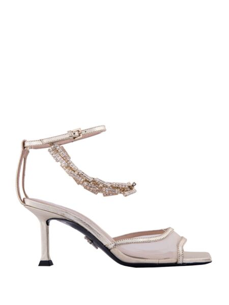 Kockaste sandale sa potpeticom - Cesare Paciotti
