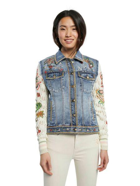 Teksas ženska jakna - Desigual