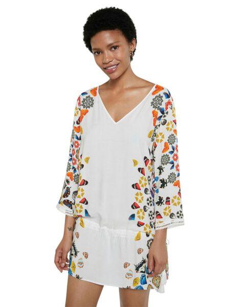 Mini haljina s printom - Desigual