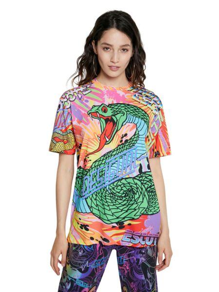 Šarena ženska majica - Desigual