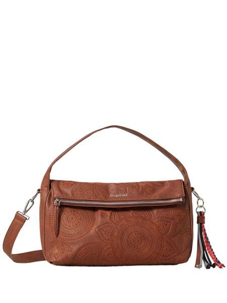 Desigual - Smeđa ženska torba