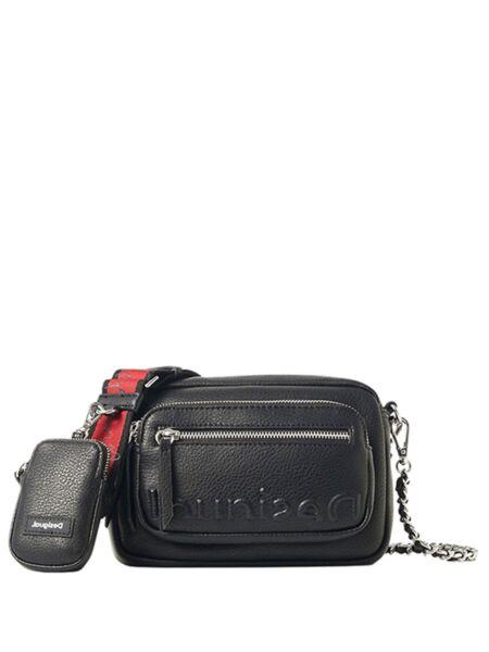Desigual - Crna ženska torbica