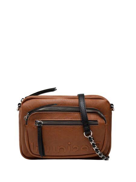 Desigual - Braon ženska torbica