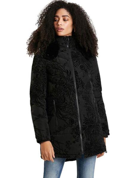 Desigual - Ženska jakna s kapuljačom