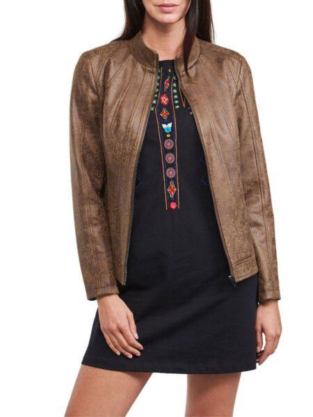 Desigual - Braon ženska jakna
