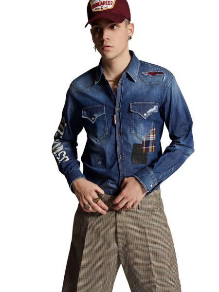 Dsquared2 - Teksas muška košulja