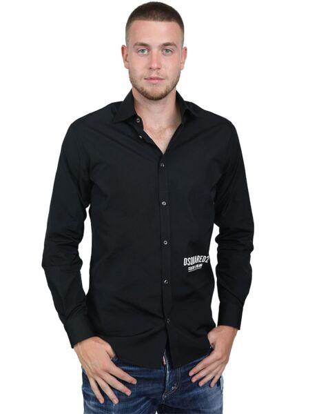 Dsquared2 - Crna muška košulja