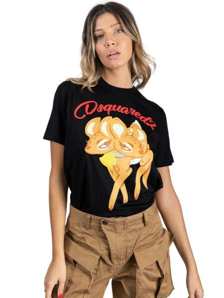 Dsquared2 - Ženska majica sa printom