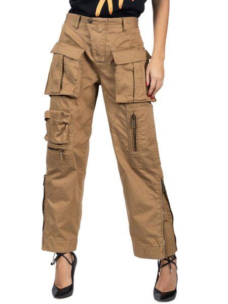 Dsquared2 - Braon ženske pantalone