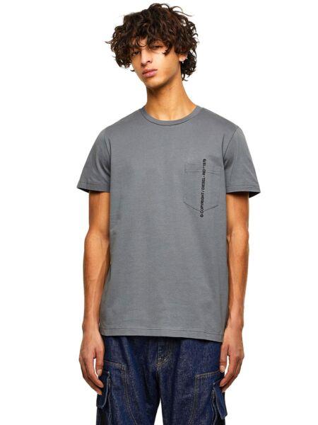 Muška siva majica - Diesel