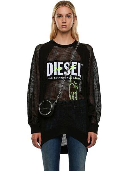 Mrežasti ženski džemper - Diesel