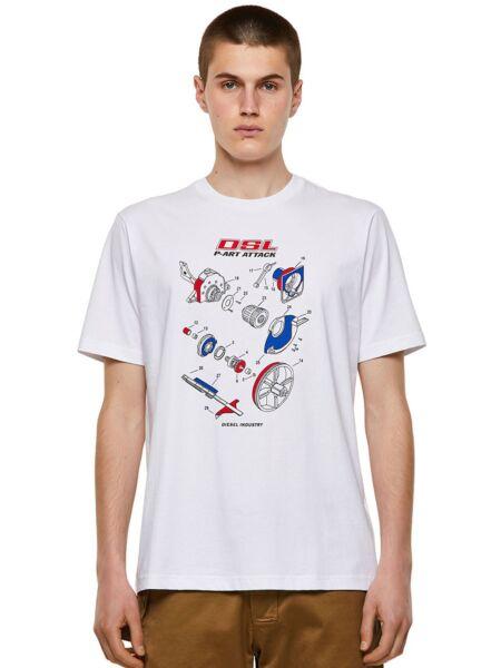 Diesel - Muška majica sa printom
