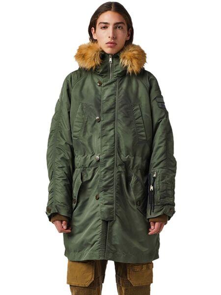 Diesel - Oversized muška jakna