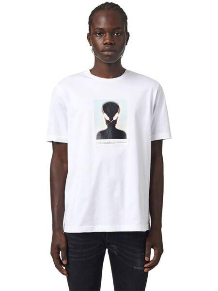 Diesel - Bijela muška majica
