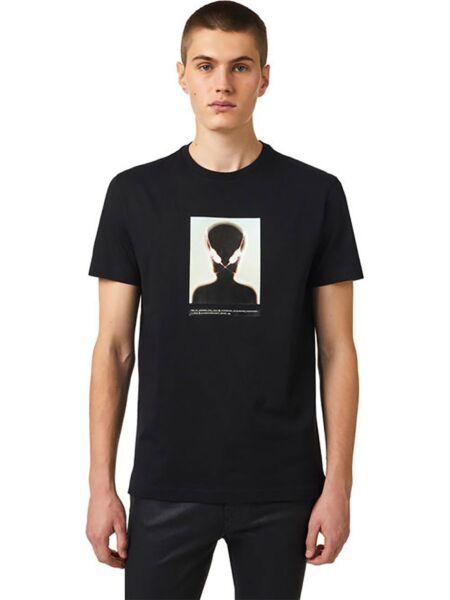 Diesel - Crna muška majica