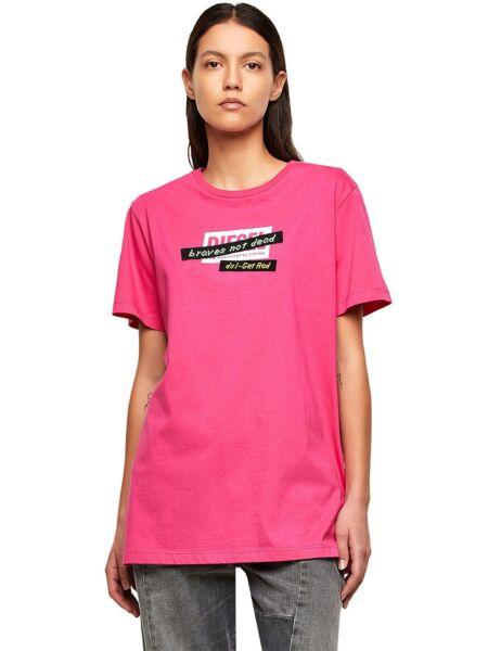 Ženska logo majica - Diesel