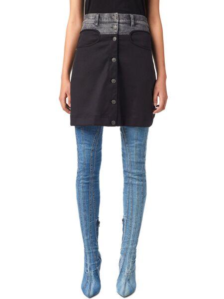 Diesel - Crna mini suknja