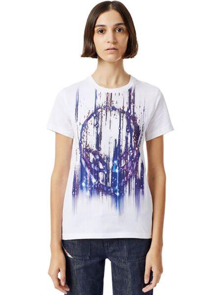 Diesel - Ženska majica sa hologram printom
