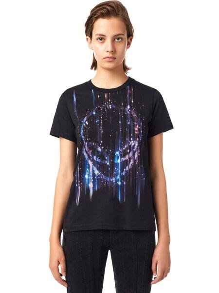 Diesel - Ženska majica s hologram printom