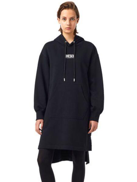 Diesel - Crna duks-haljina