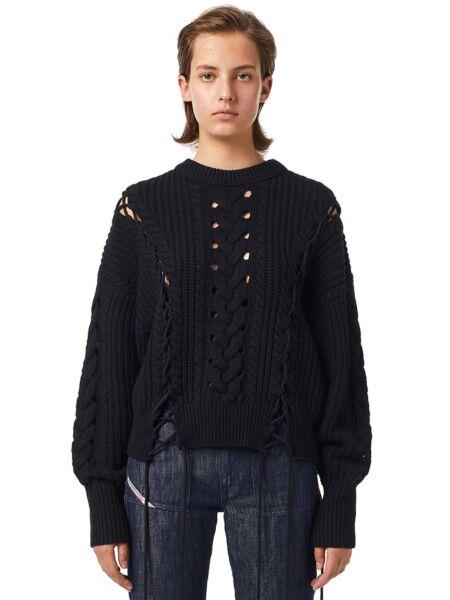 Diesel - Ženski džemper sa pertlama